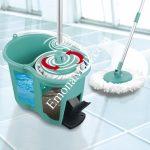 Моп с кофа за почистване CleanMaxx