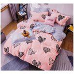 Спални Памучни Комплекти с Два Горни Плика
