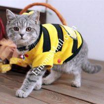 Жилетка за куче или котка