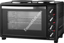 Фурна ECG ET 3032 Black - Модел G5039