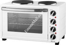 Фурна ECG ET 3032 White - Модел G5040