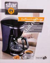 Кафемашина Tec Star 900W