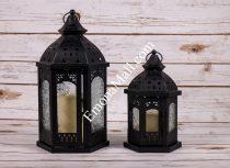 Декоративен LED фенер (2бр)