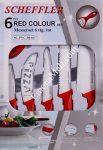 Комплект ножове Sheffler (5бр.) + Подарък: Белачка