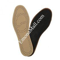 Стелка за обувки от естествена кожа