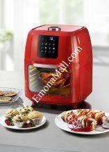 Многофункционален фритюрник за здравословно готвене 9в1, 9л, 1800W - Код G2041