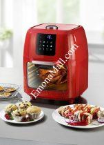 Многофункционален фритюрник за здравословно готвене 9в1, 9л, 1800W - Код G2042