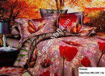 Спално Бельо - 3 части - Модел N4585