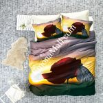 Спален Комплект Памучен Сатен 3D - Модел S3380
