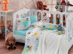 Детски Спален Комплект + Одеало - Модел S4751
