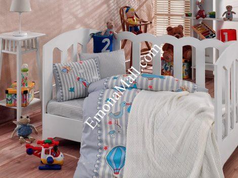Детски Спален Комплект + Одеало - Модел S4754