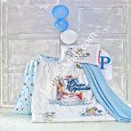 Детски Спален Комплект + Одеало - Модел S4766