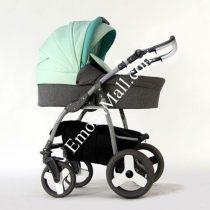 Комбинира бебешка количка GALAXY NIO 3in1 (втора ръка) - Код S50000