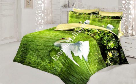 Спален Комплект Памучен Сатен 3D - Модел S5095