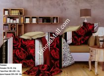 Спален 3D Комплект, 4 части - Модел S6158