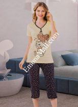 Дамска пижама - Модел S6594