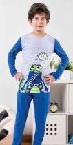 Детска зимна пижама за момче