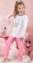Детска зимна пижама за момиче