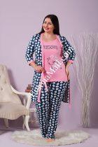 Дамска пижама 3 части