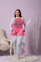 Дамска пижама от 3 части