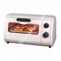 Тостер за сандвичи - фурна SAPIR SP 1441 P, 600W, 9 литра, Таймер, Тавичка, Бял - Код G8257