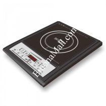 Индукционен котлон SAPIR SP 1445 QG стъклокерамична плоча 188 мм, 2000W, LED екран, 7 функции, 8 степени - Код G8086