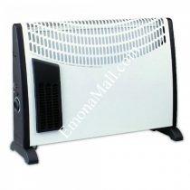Конвектор - печка SAPIR SP 1974 A, 2000W, 3 степени, вентилатор, предпазител - Код G8185