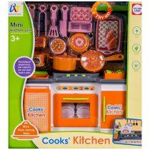 Комплект кухня светеща - Код W1546