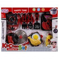 Детски кухненски комплект с котлон - Код W1582