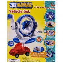 """Комплект за 3D моделиране """"Автомобили"""" - Код W2266"""