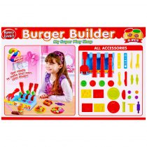 Комплект моделин и машина за бургери - Код W2315
