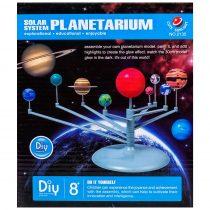 Комплект планетариум за оцветяване - Код W2337