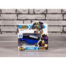 Трансформърс, кола, робот метален - Код W2437