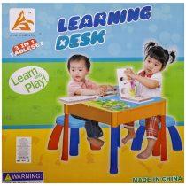 Комплект масичка за рисуване с 2 стола - Код W2469