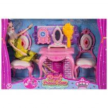 Комплект кукла с тоалетка и аксесоари - Код W2475