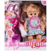 Кукла пишкаща с гърне и аксесоари - Код W2592
