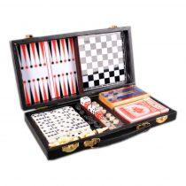 Куфарче с класически настолни игри 6в1 - Код W2604