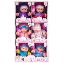 Комплект 6 броя бебета - Код W2642