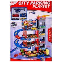 Паркинг на 4 етажа с елеватор - Код W2733