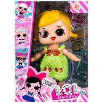 Кукла светеща (музикална) - Код W2894