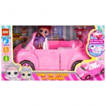 Кола трансформираща се в пикник и кукличка LOL - Код W2900