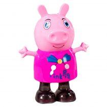 Танцуващ прасчо Peppa Pig със светлинни ефекти - Код W2926