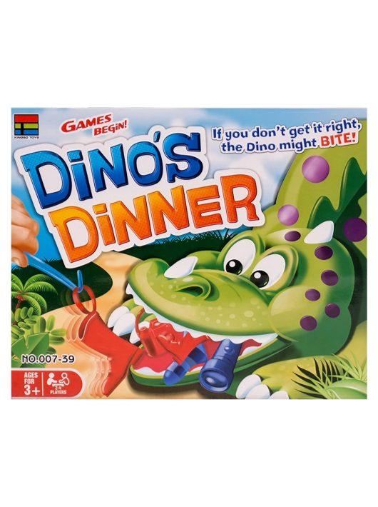 """Детска игра """"Динозавърска вечеря"""" - Код W2981"""
