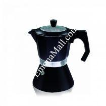 Кубинска кафеварка за индукционен котлон ZEPHYR ZP 1173 DI12, 12 чаши - Код G8291