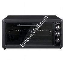 Готварска печка ZEPHYR ZP 1441 T40, 1400W, 40 литра, Терморегулатор, Таймер, Тава 34 см, Черен - Код G8246