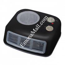 Вентилаторна печка с метален корпус ZEPHYR ZP 1970 T, 2000W, 3 степени, Отопление/Охлаждане - Код G8282