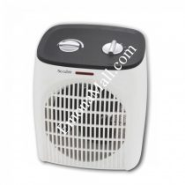 Вентилаторна печка - духалка ZEPHYR ZP 1970 Y, 2000W, 3 степени, Отопление/Охлаждане - Код G8286